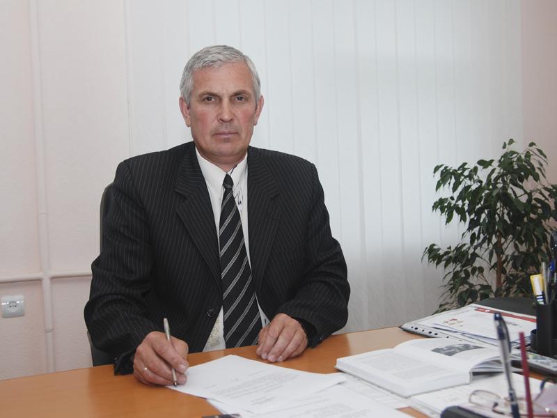 Голова села – Єричук М.Г.